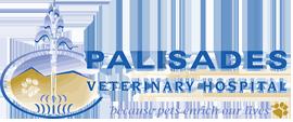 Palisades Veterinary Hospital Logo